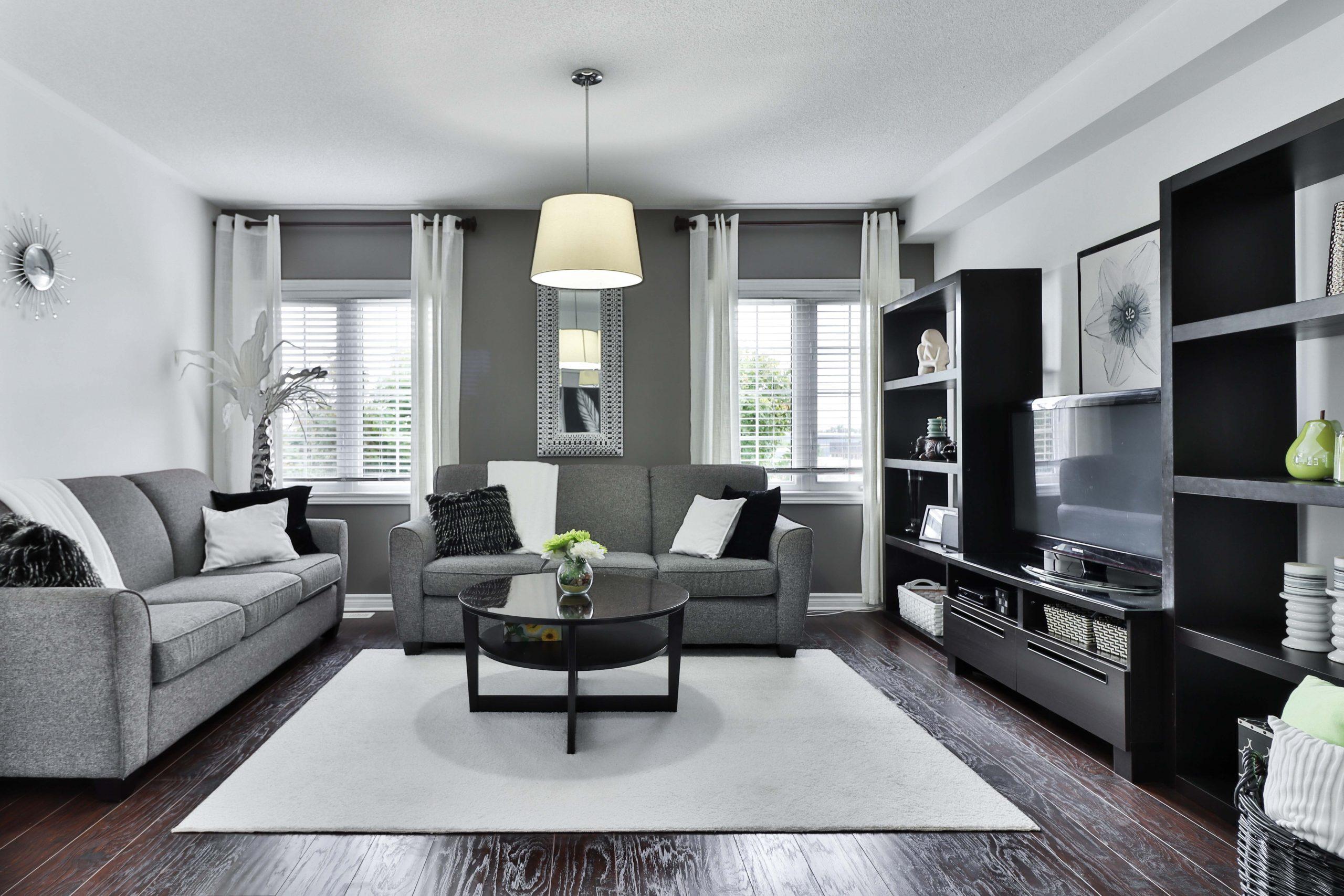 Living Room - Century Painting